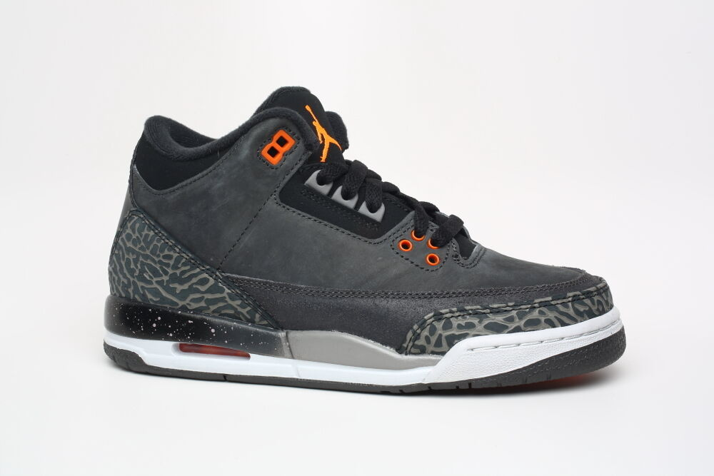 Nike Air Jordan 3 III Fear Pack 626968-040 Air Max BG GS sz 6