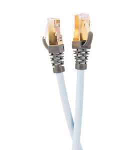 SUPRA CAT 8 ETHERNET CABLE AUDIOPHILE GRADE 5 METRES FITS LINN MELCO