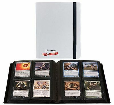 Raccoglitore Album 4 tasche Ultra Pro Magic PRO BINDER White Bianco 160 Carte