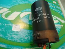 Pioneer Spec 2 Stereo Amplifier Parting Out Filter Capacitor #1