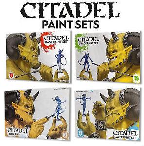 Citadel Base Shade Paint Set