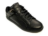 Diamond Supply Co. Vvs Mens Shoes (new) Size 7-8.5 Skate Footwear Black Leather