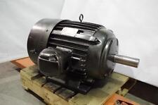 Us Electric Motors 15hp 230460vac 3ph 60hz 1170rpm Frame 284t