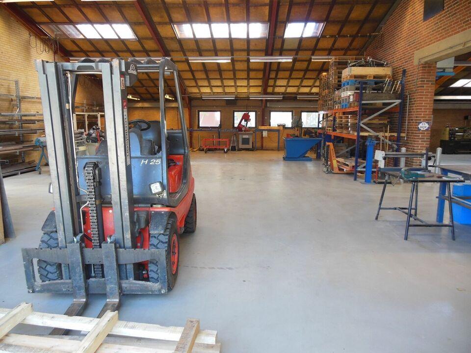Værksted til leje, 237 m2