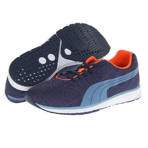 Puma narita v2 44.5 competición mentecato running fitness cortos azul PVP