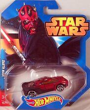 Hot Wheels Star Wars Darth Maul