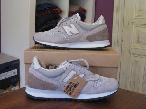 en chaussures chaussures Balance Zapatillas brun édition Uk talon limitée 8 770 New qz7nAgB