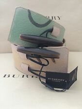 BURBERRY PRORSUM  GENUINE CALF LEATHER BELT MADE IN ITALY SIZE  44 / 110 BNWT