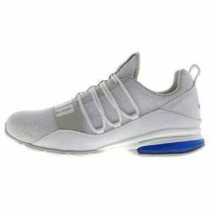 Puma-para-hombre-Cell-Regulate-Entrenadores-Zapatos-deportivos-bajo-con-cordones-Malla-Transpirable