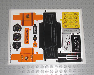 LEGO-Technic-42056-Porsche-911-GT3-RS-AUFKLEBER-STICKER-Technik-Decals