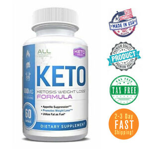 Details About Shark Tank Keto Weight Loss Pills For Men And Women With Bhb Salts To Fat Burn