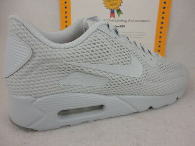 Nike Air Max 90 Ultra BR, Pure Platinum Pure Platinum, 725222 012, Size 12 | eBay