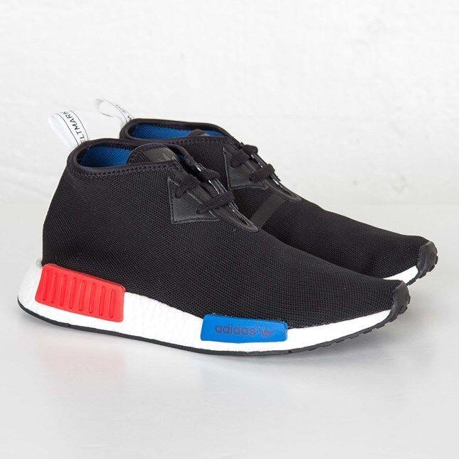Adidas NMD_C1 S79148 Core Black Men Size US 9.5 NEW 100% Authentic