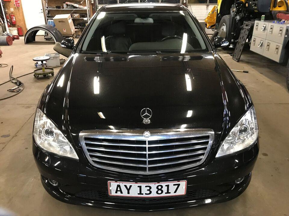 Mercedes S320, 3,0 CDi aut., Diesel