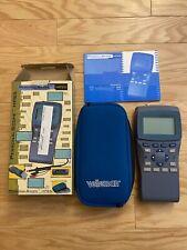 Velleman Instruments Hps5 Hand Held Personal Oscilloscope Scope Works Complete