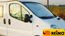 Esteras térmica Reimo/pantallas 3 Pieza Para Renault tráfico/Vivaro/Primastar (2002+)