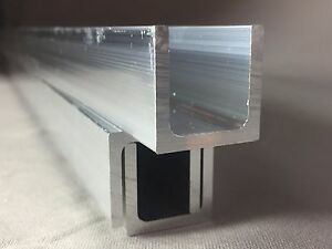 Aluminium-U-Channel-section-Extrude-U-Channel