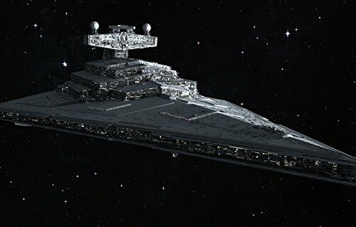 Effect LED Lighting Kit for Star Wars Zvezda Revell Star Destroyer 1:2700