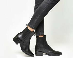 Womens-Vagabond-Marja-Chelsea-Boots-Black-Leather-Boots