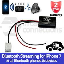 CTACT 1A2DP Citroen Jumpy A2DP adaptador de interfaz de transmisión de Bluetooth iPhone 7 RD4