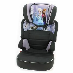 Disney Frozen Befix Group   Car Seat