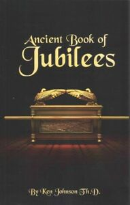 Ancient-Book-of-Jubilees-Paperback-by-Johnson-Ken-Like-New-Used-Free-ship