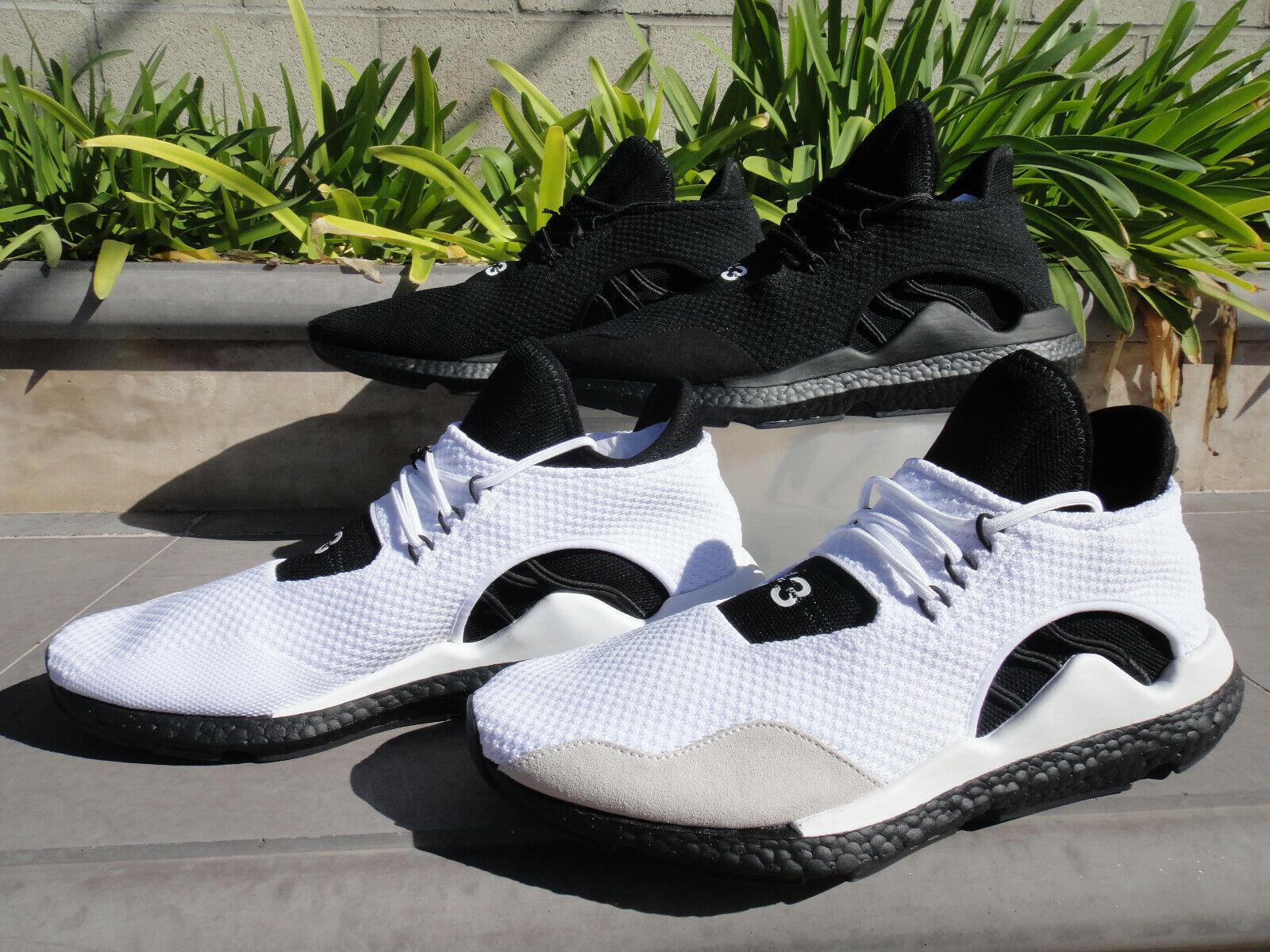 Adidas x Y-3 SAIKOU Boost, Sneakers, BC0950 Black or BC0951 White, Pick Size