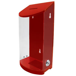 My-Charity-Boxes-Acrylic-Suggestion-Box-Donation-Box-With-Lock-And-2-Key-039-s-AC-02