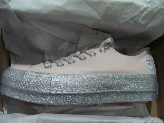 8ef1c29129831b Converse X Miley Cyrus Chuck Taylor All Star Lift 562237C Size 6.5~9.5