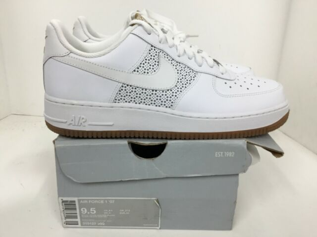 nike air force 1 low white size 9.5