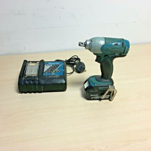"Makita DTW251Z 18 V 1//2/"" impact wrench Li-Ion LXTBTW 251 BL1840 Batterie Rapide Nils"