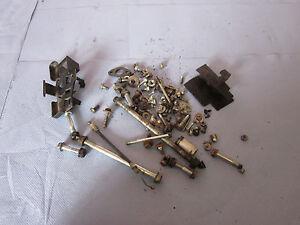 Honda-Vision-50-AF29-Bj-1991-1996-Schraubensatz-screw-Set-klammer-Tuellen-Halter