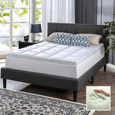 Spa Sensations Comfort Bliss Memory Foam And Fiber Quilted 3
