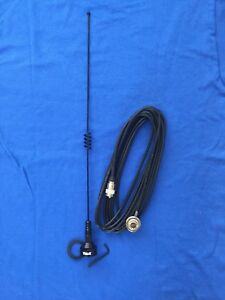 1181 NMO VHF UHF 144-170 / 430-470 MHz DUAL BAND Mobile Antenna KIT 2 Meter 70cm