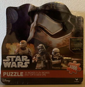 Star Wars The Force Awakens -1000 Piece Puzzle -In Collectors Tin By Disney