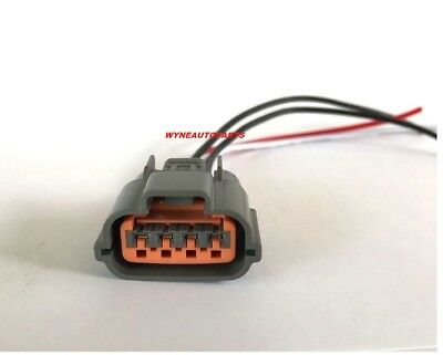Distributor plug pigtail 4 wire for 91-94 Nissan Altima 240SX KA24DE 93 - 96  | eBayeBay