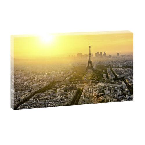 Paris Bild Modern Design Keilrahmen Leinwand Poster XXL 135 cm*80 cm 089