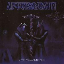 After Death - Retronomicon (USA), CD