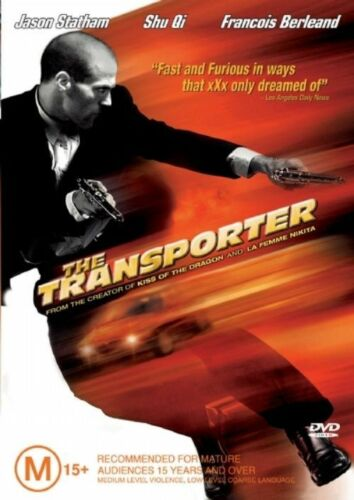 1 of 1 - The Transporter (DVD, 2006) Jason Statham. Greatest action movie ever. As New
