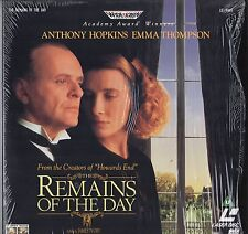 REMAINS OF THE DAY (THE) VO UK WS PAL Anthony Hopkins, Emma Thompson