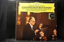 W.A. Mozart - Symphonien No.29 & Nr.35 / Böhm/Wiener Philharmoniker