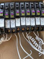 10 Pcs Square D Qo120dfc Dual Function Cafi Amp Gfci Qo120df