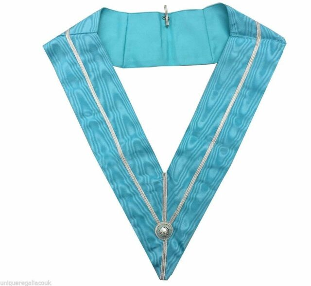 Masonic Regalia mason Craft Past Master Collar