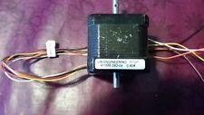Lin Engineering 4118m 39d 04 Stepper Motor Nema 17 04a Used Reduced