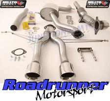 """Milltek SSXSE140 Seat Leon Cupra R 2.0 TSi 265PS 3"""" Turbo Back Exhaust Inc Cat"""