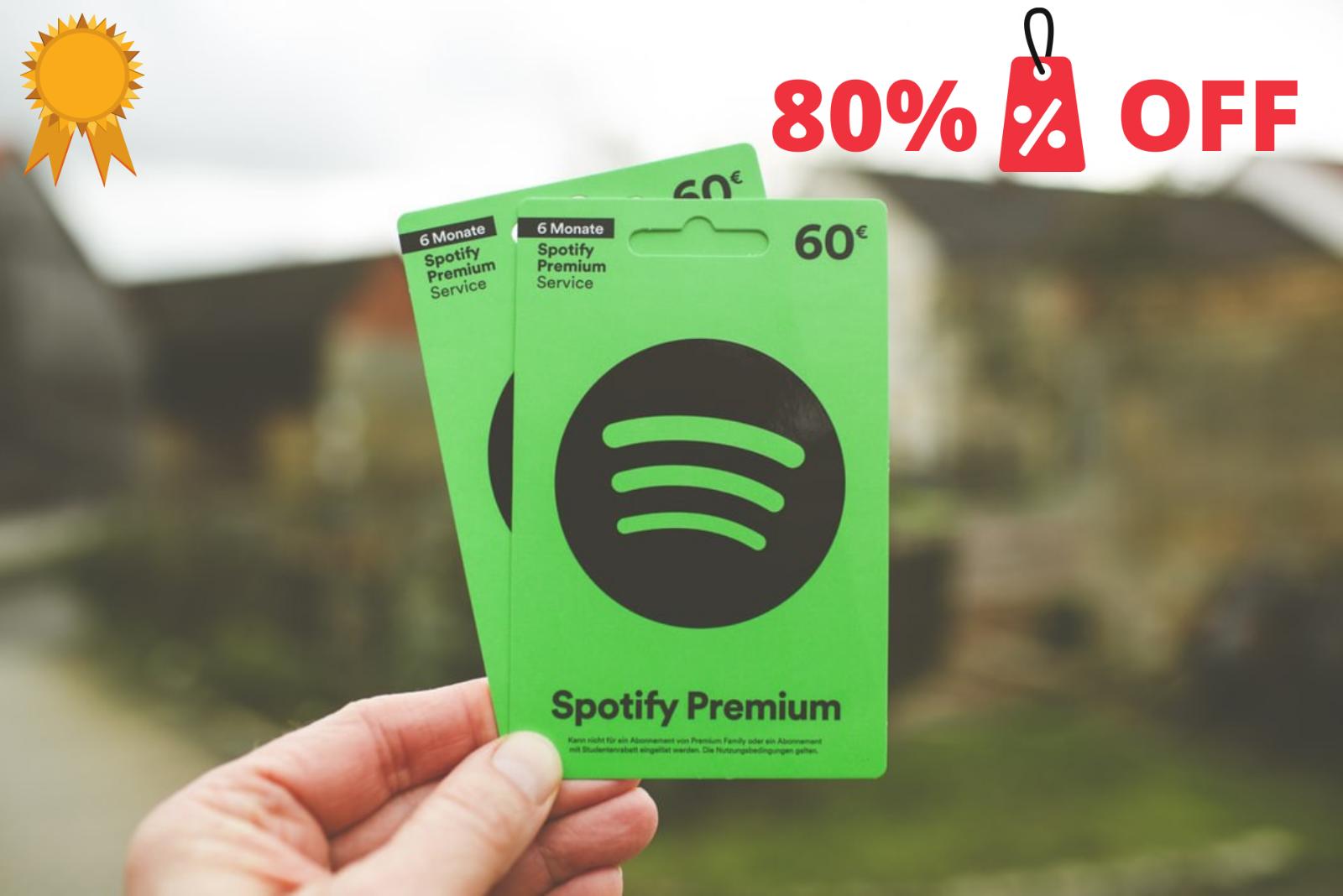 Spotify Premium Lifetime | 1 Year Warranty | Personal | Legal Account Worldwide 1