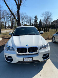 2014 BMW X6 M Package