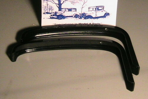 Roadster /& Pickup Rear Fender Braces 1 Pair 1930-1931 Model A Ford Coupe