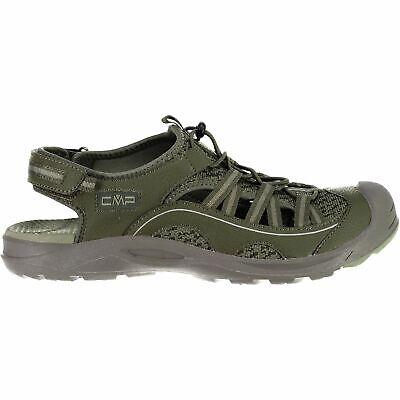 Cmp Scarponcini Adhara Hiking Sandal Verde Scuro Melange Maglia Poliestere Mesh-mostra Il Titolo Originale Carino E Colorato