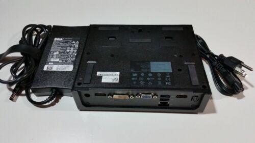 PA-4E 130 W Adapter. Dell Genuine E-Port PR03X USB 3.0